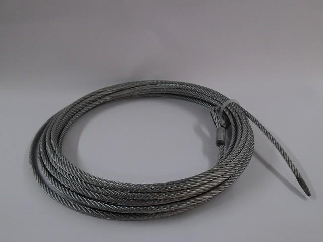 Seil für Aufzugspanngewicht
