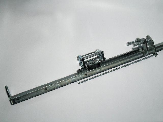 Haltersatz für Magazinzylinder (Linearlager m. Schiene)