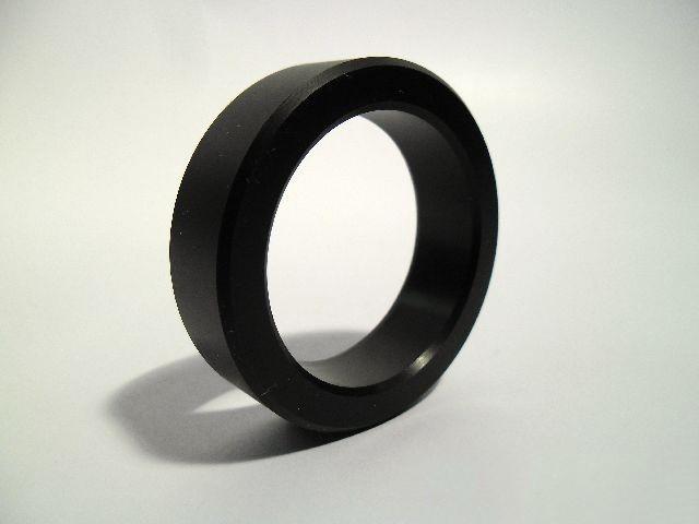 Anschlagring, POM, Ø47*12,3mm, schwarz, bis 1996