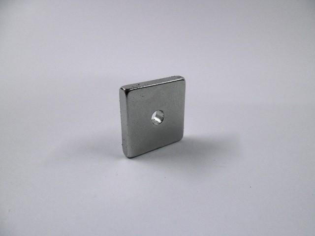 Magnet für Mitnehmer, 4 eckig