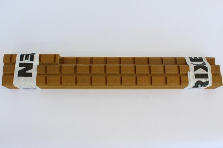 Dichtungsset: 4 x Flach + 4 x Wellendichtung für MB Diff. NEU und BASS