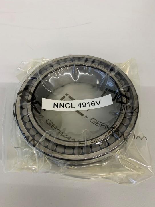 doppelreihiges Zylinderrollenlager für Master Antrieb, NCF4916V